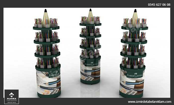 Izmir tabela reklam hizmetleri izmir stand imalati urun standi