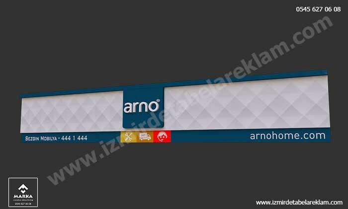 Izmir tabela reklam hizmetleri izmir tabela tasarim kutu harf