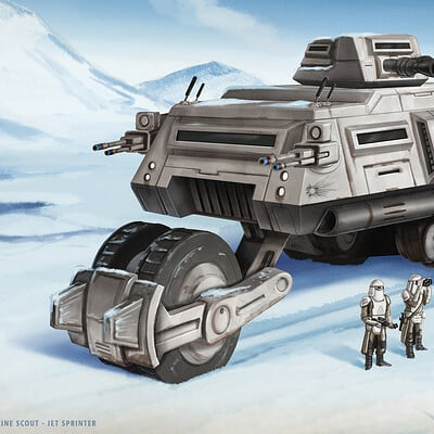 Imperial FS-JS Scout Vehicle