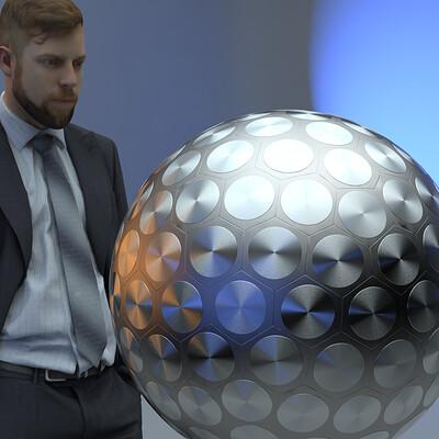 Duane kemp bomb geodesic sphere 2 oct 2016 wip