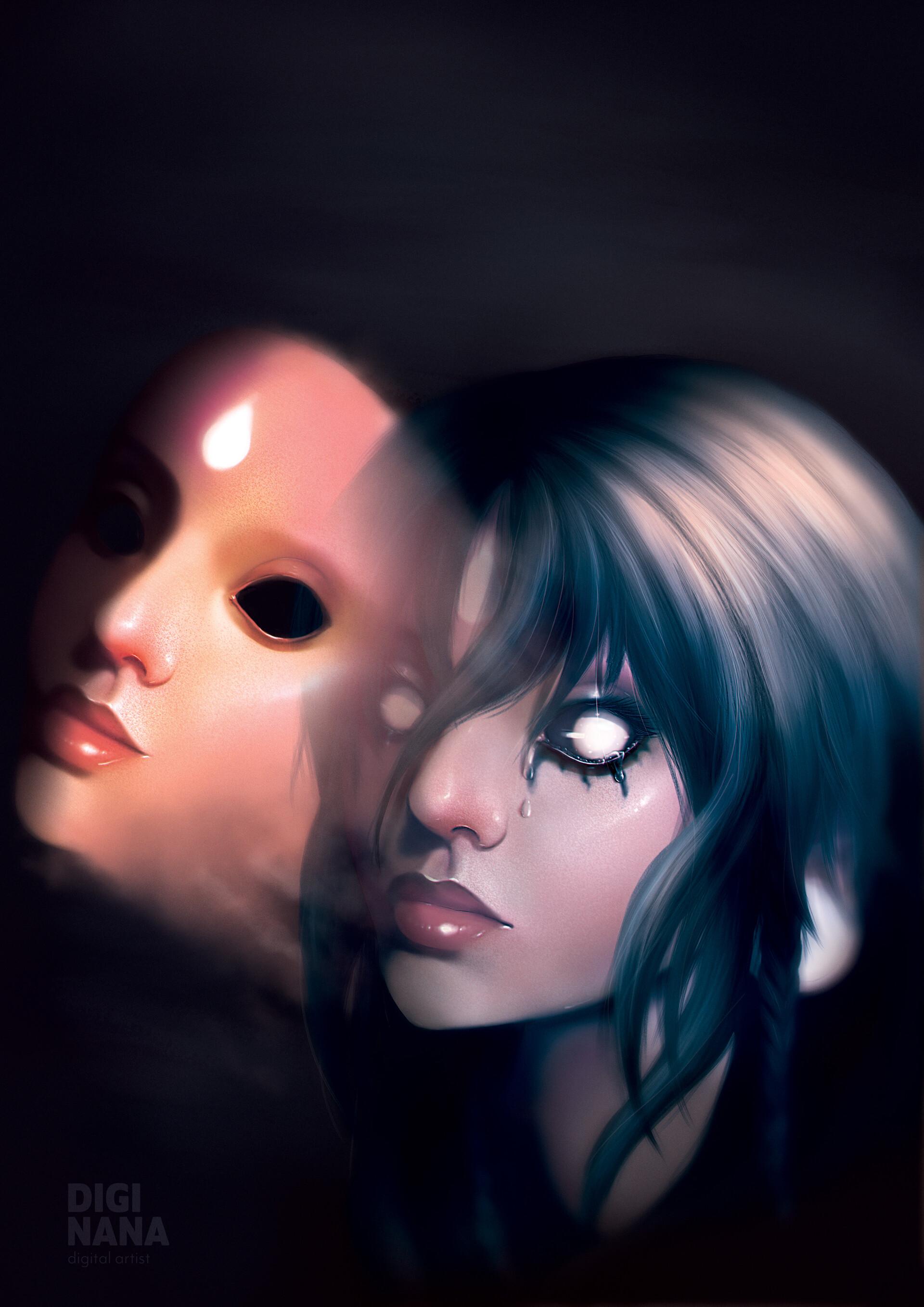 Digi nana mask