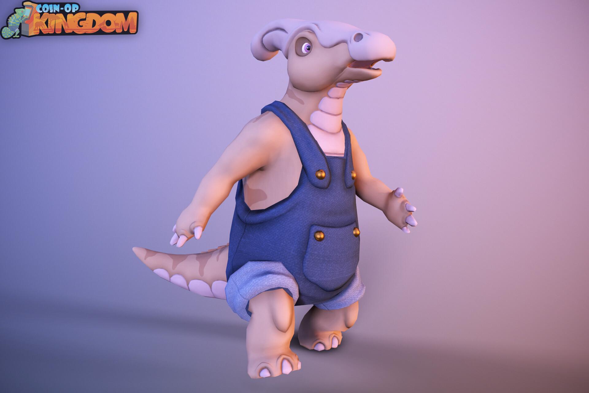 Chloe mccann parasaur