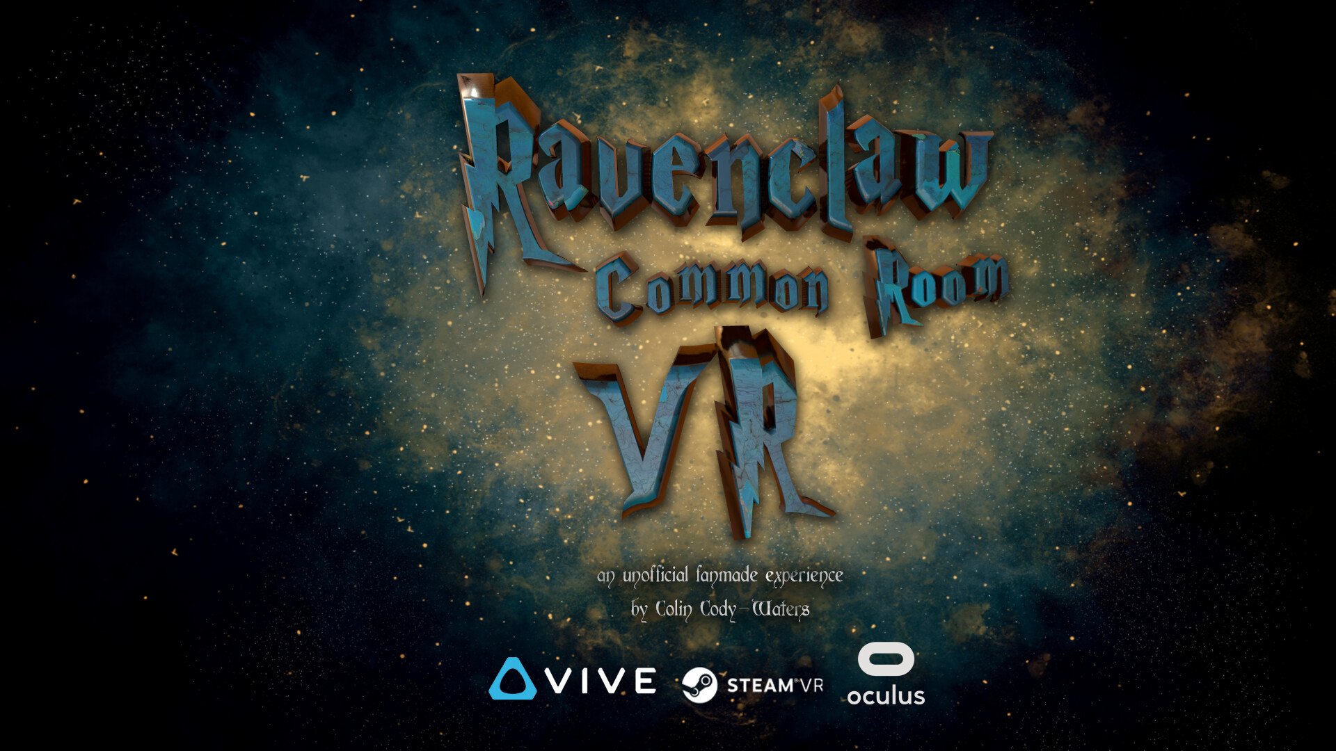 ArtStation - Ravenclaw Common Room VR, Colin Cody-Waters