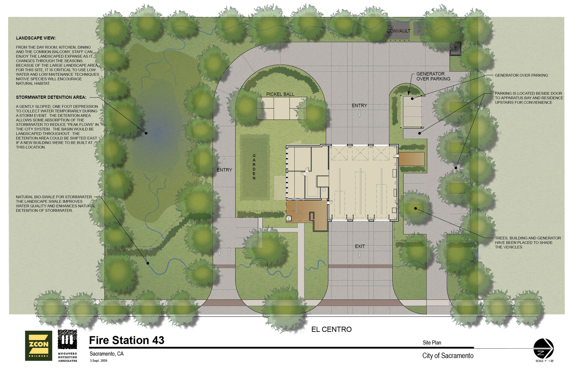 Gerard falla firestation 43 site plan 01 01
