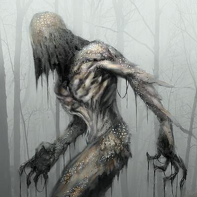 Damon hellandbrand mushroom creature jpg