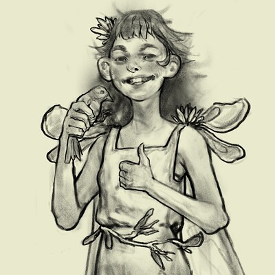 Madeline buanno tomboy fairy