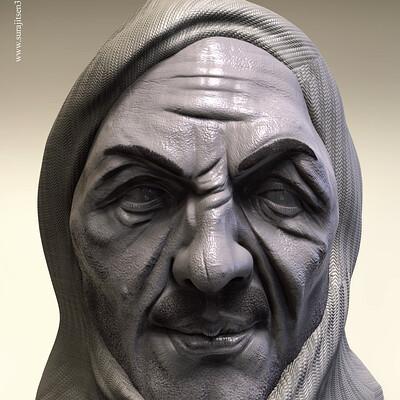 Surajit sen conspirator v1 sculpture by surajitsen feb2019