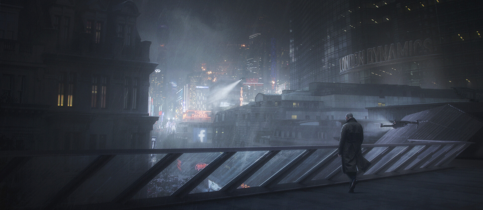 Jack stevens scifi london 2050