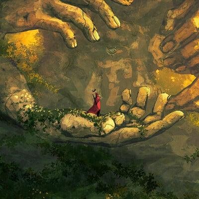 Anato finnstark the king s journey the elder s forest part 1 by anatofinnstark dczh45j fullview