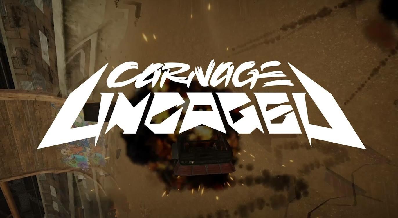 Carnage Uncaged - Unity 3D
