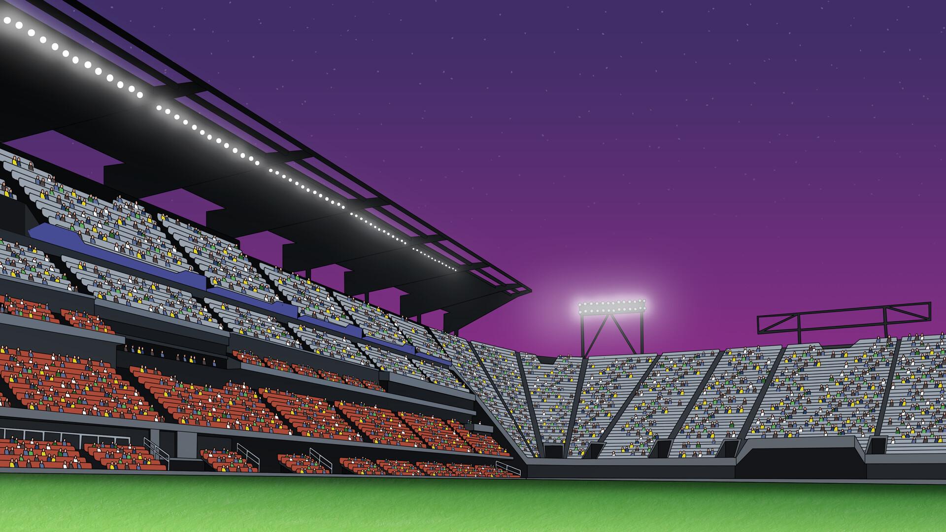 DC United stadium