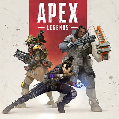 Autumn rain turkel apex legends boxart