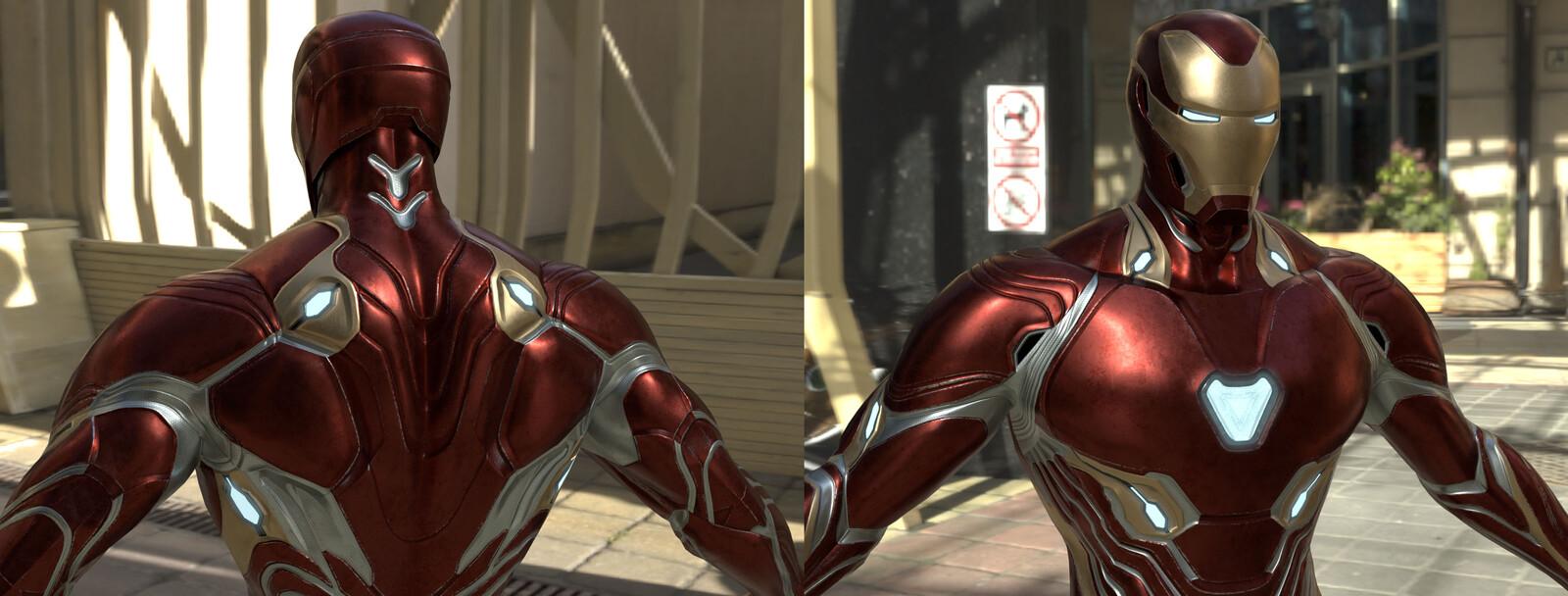 Ironman, Infinity War