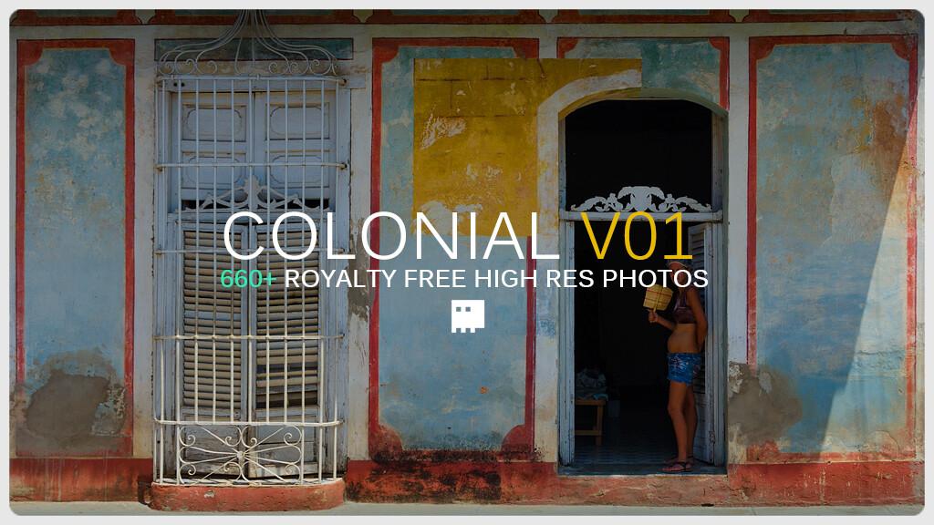 Daniel bayona colonial caribbean v01 cover02