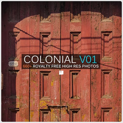 Daniel bayona colonial caribbean v01 squarecover03