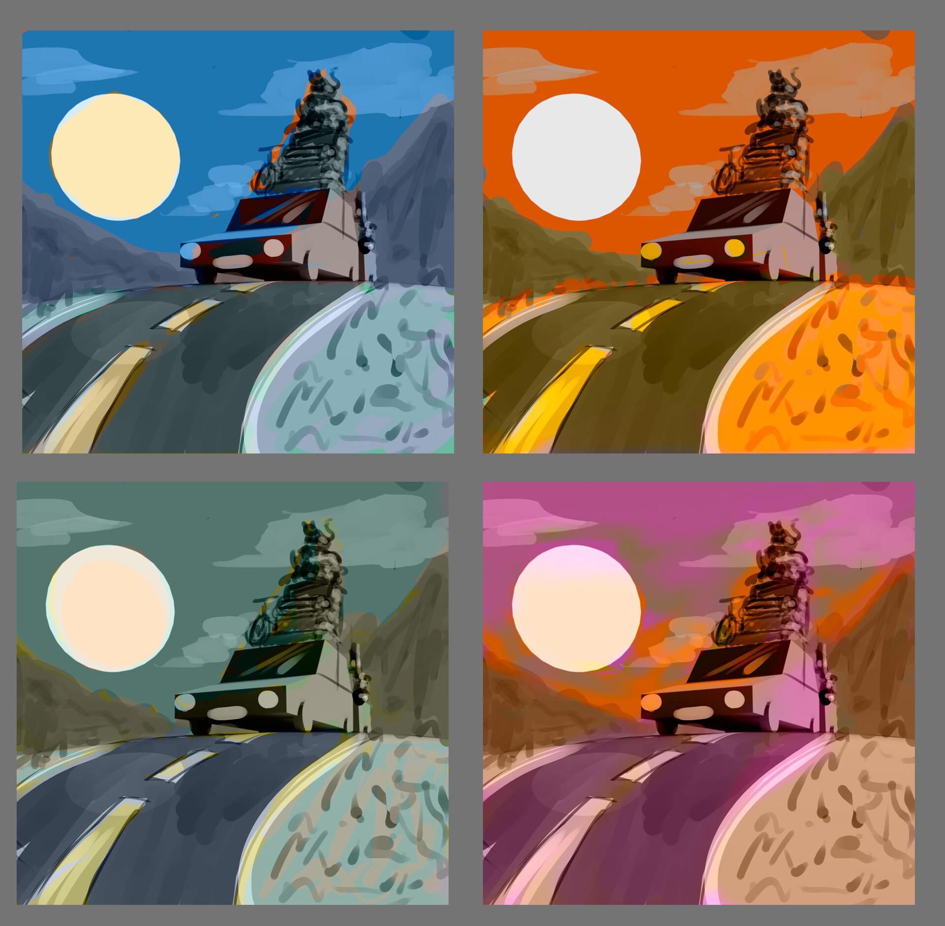 Marcos torres cores