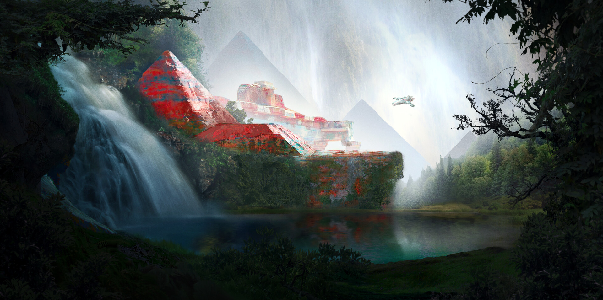 Helen ilnytska lost city v1