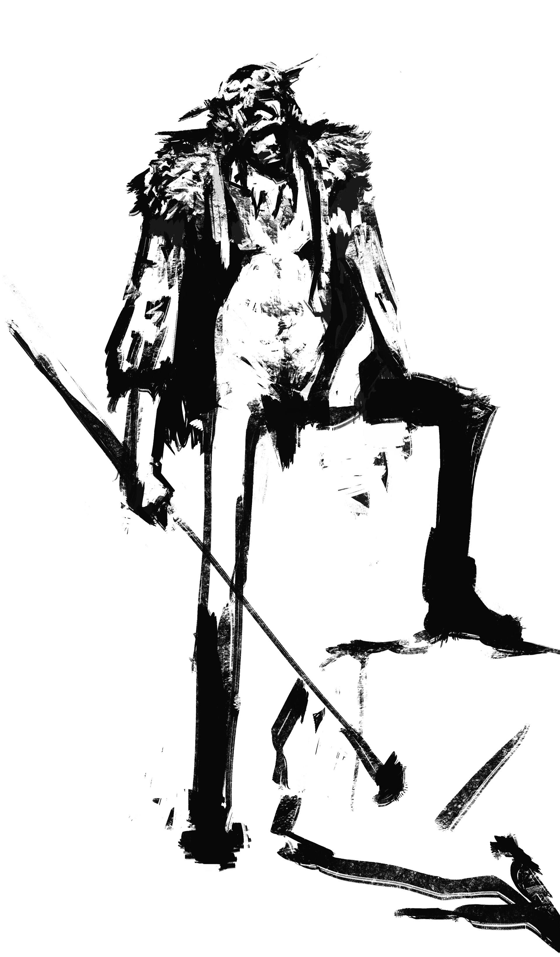 Luca boni cavemansketch