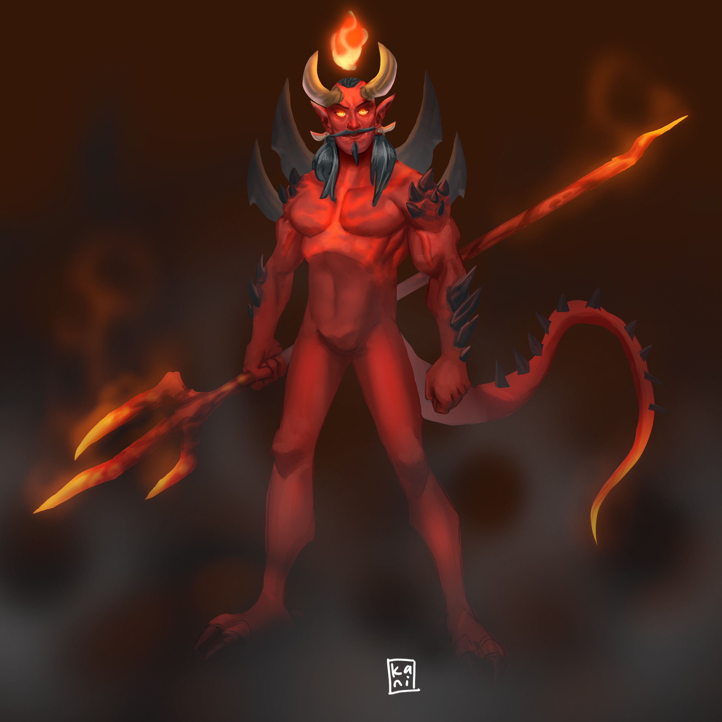 Demon Lord Skin