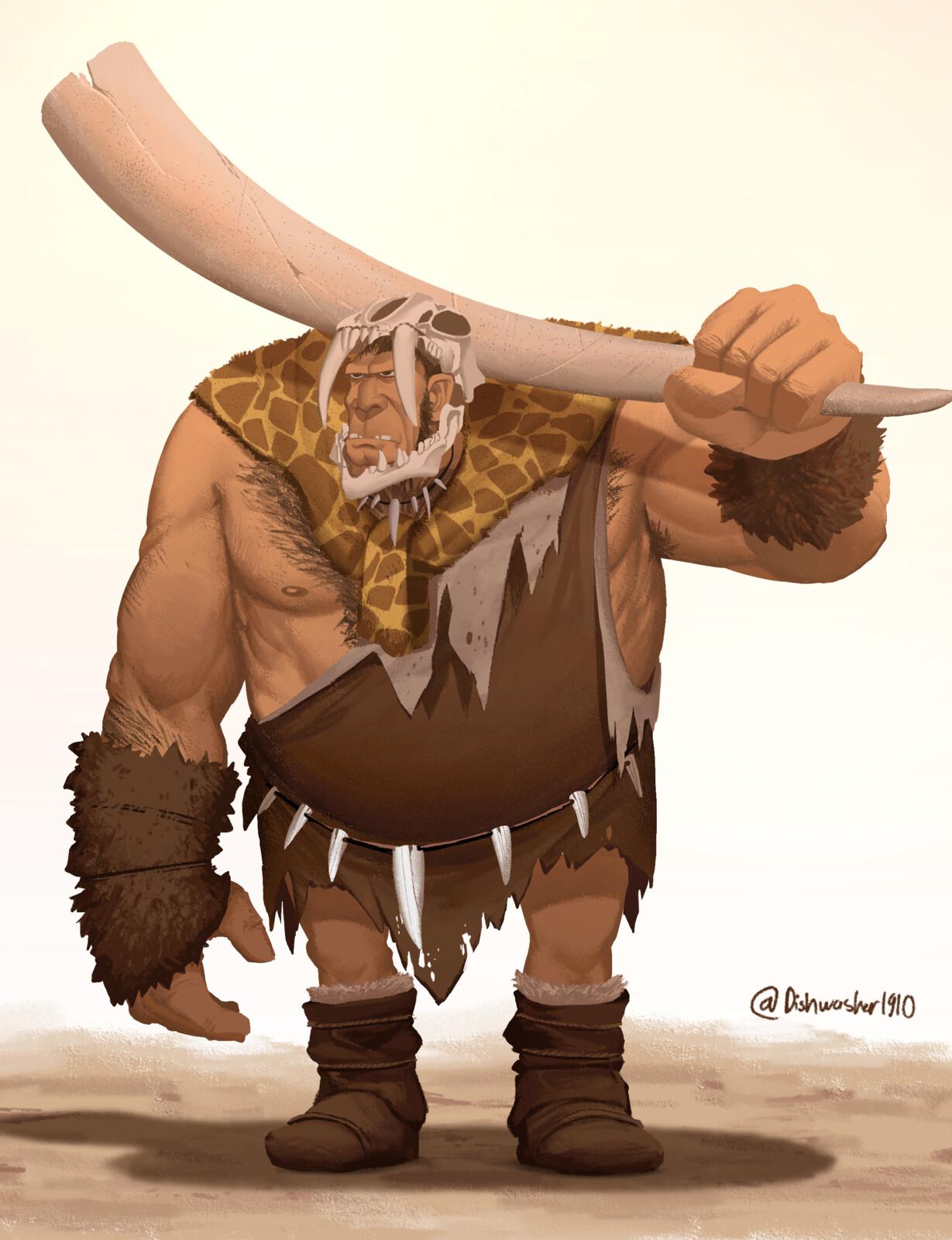 CDC Caveman challenge