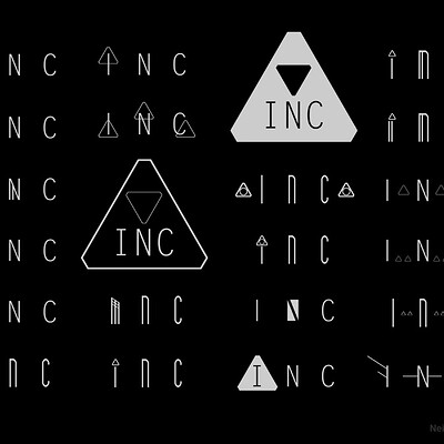 Neil blevins inc logo a