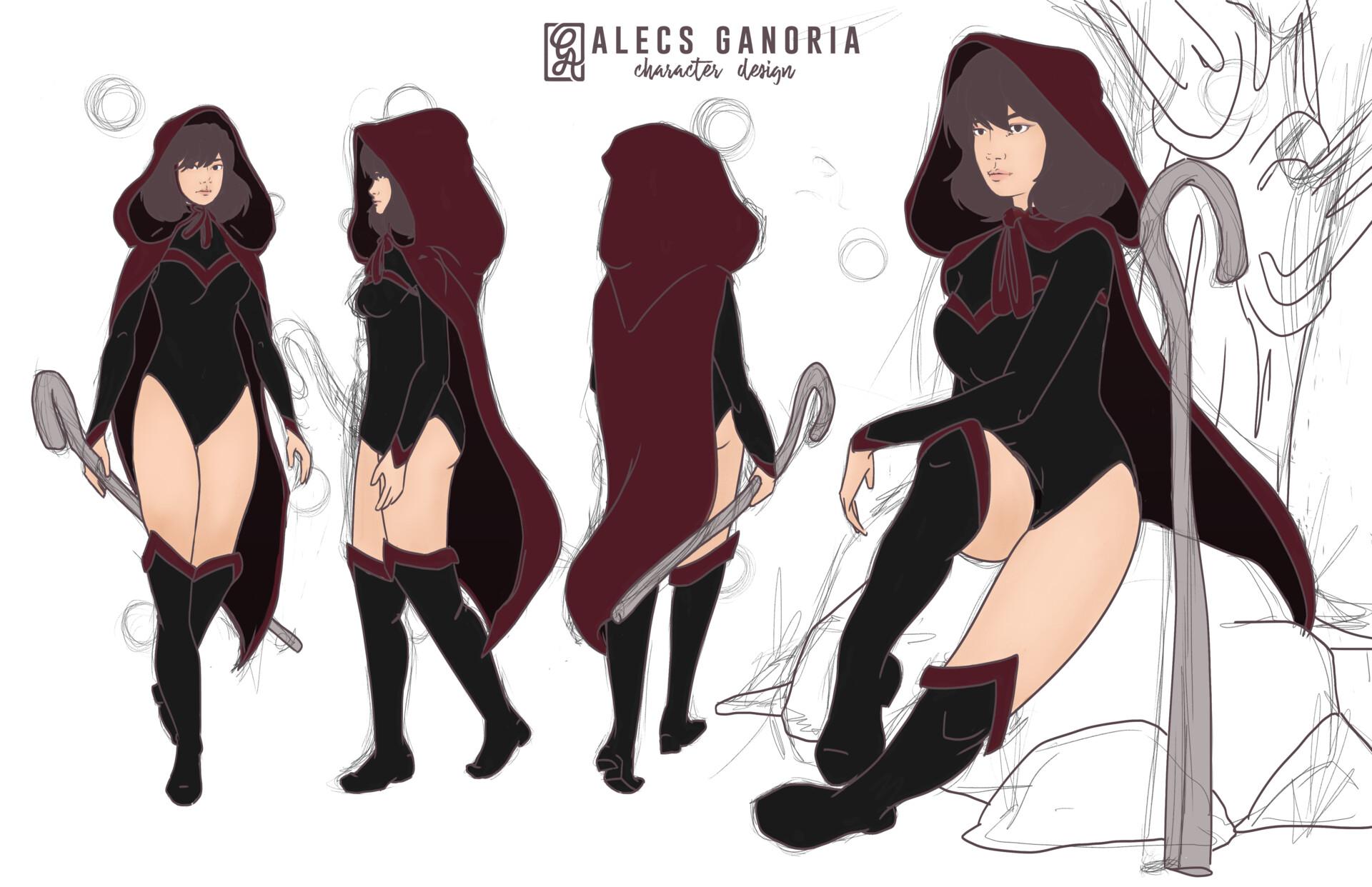 Alecs ganoria character final 7