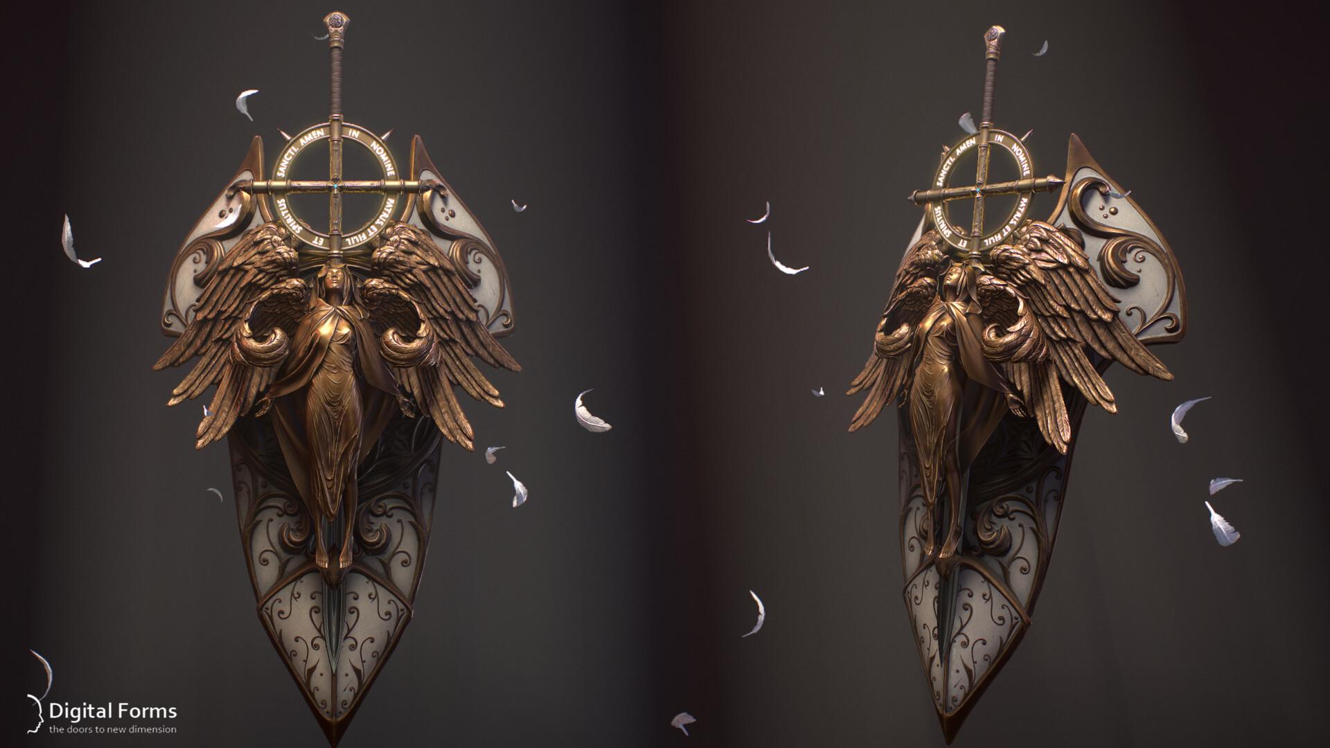 Digital forms render 01