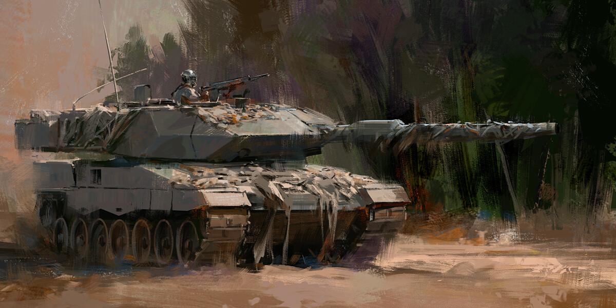 Alex ichim tank study