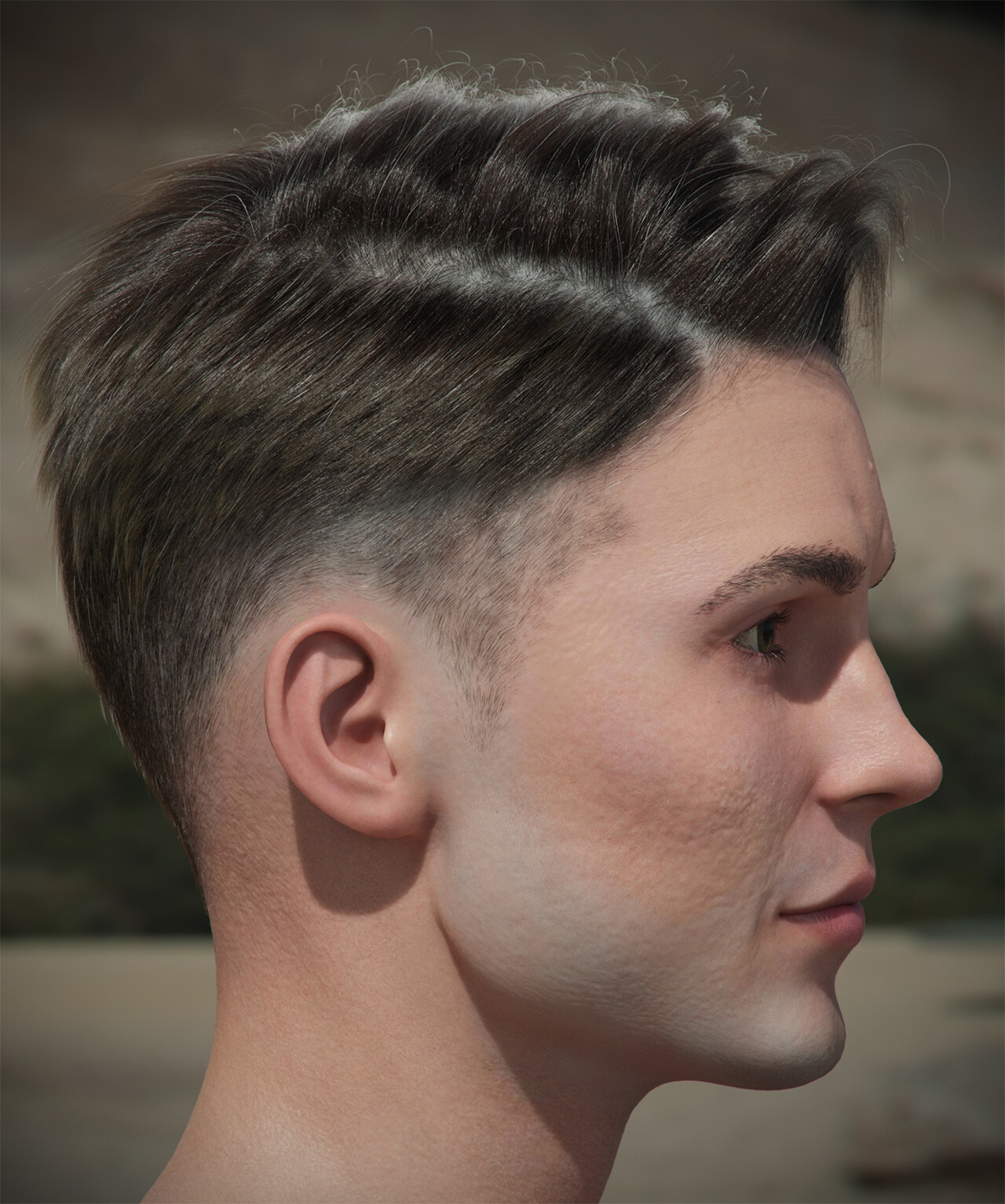 Andrew krivulya genry haircut 1 by akcharly cam05