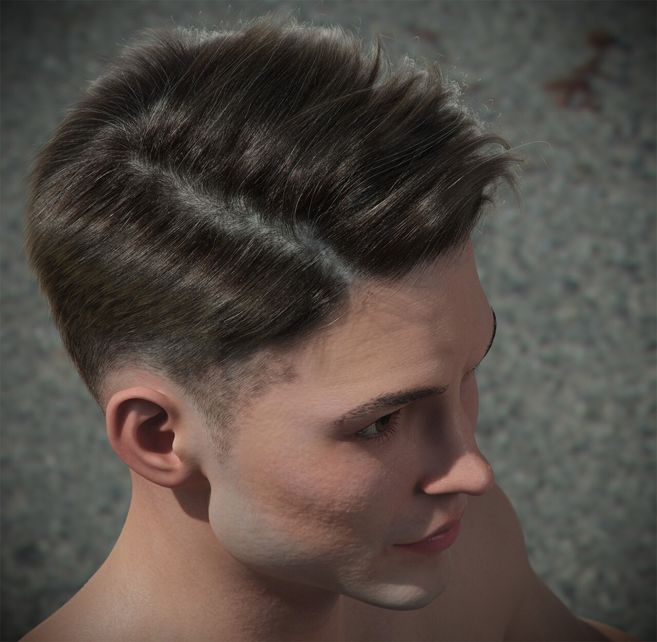 Andrew krivulya genry haircut 1 by akcharly cam06