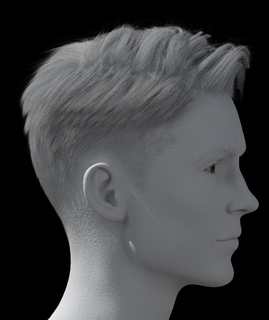 Andrew krivulya genry haircut 1 by akcharly shade 05