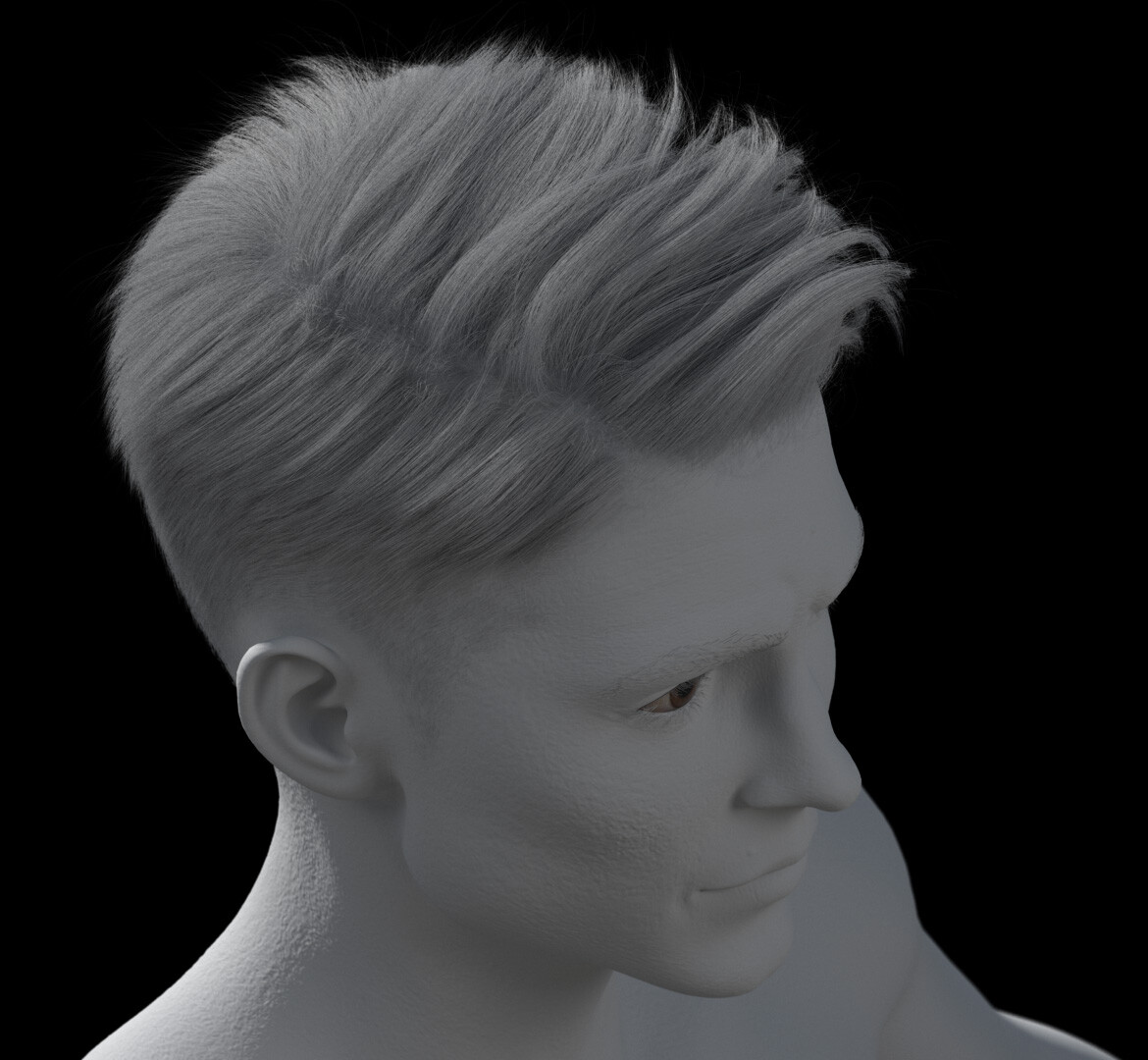 Andrew krivulya genry haircut 1 by akcharly shade 06