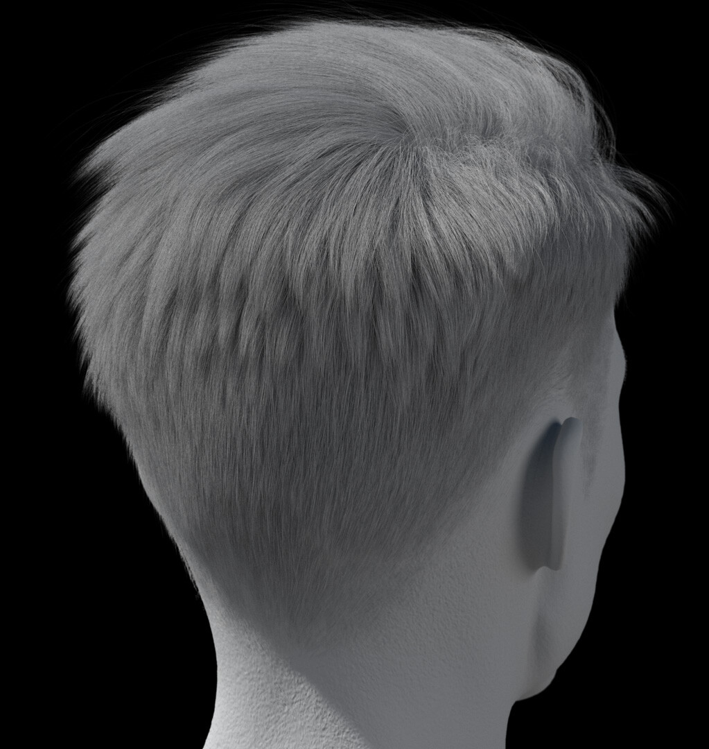 Andrew krivulya genry haircut 1 by akcharly shade 04