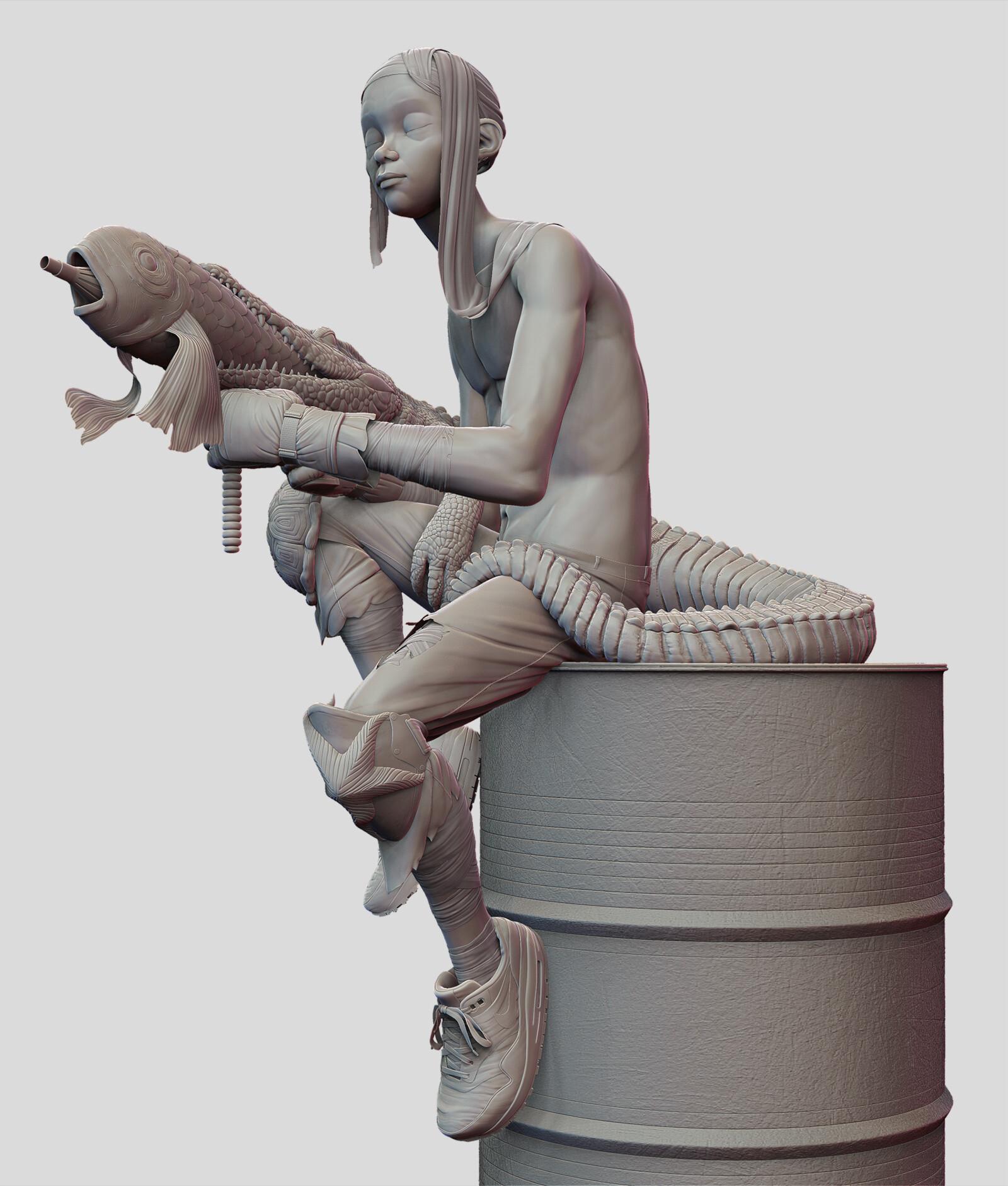 Andres palma mizu clay i 004