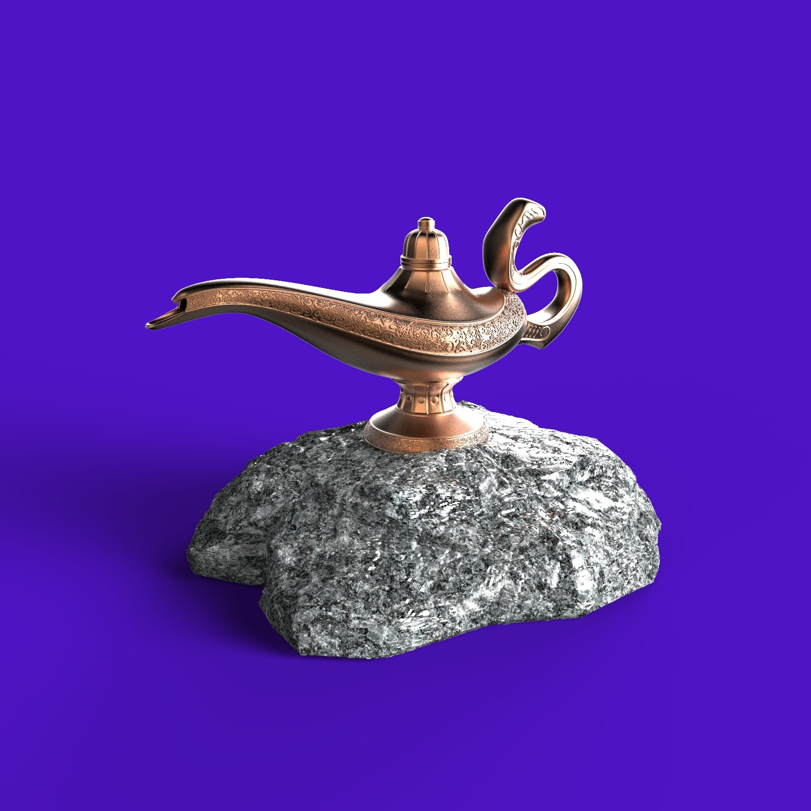 Wladimir Kovalenko - Aladdin's Lamp (movie 2019)
