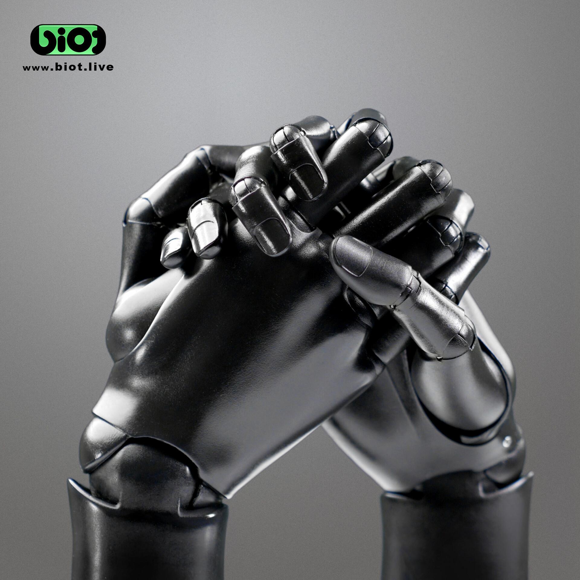 Advanced hands Handshake