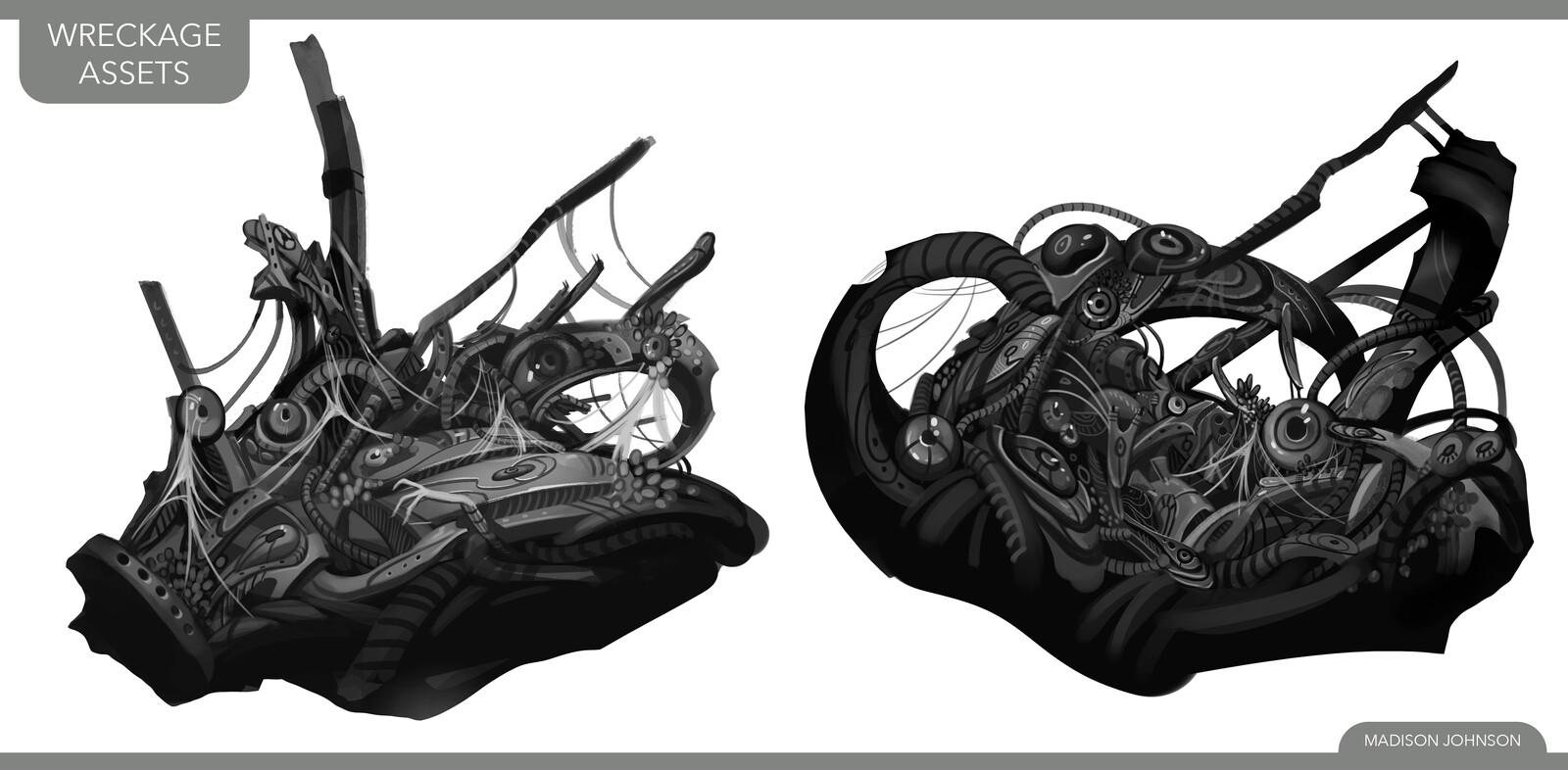 Wreckage Concepts