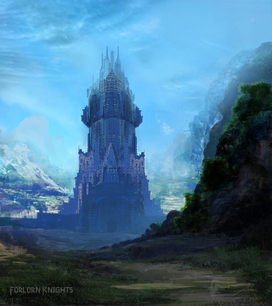 Kingdom concept art