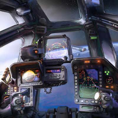 John wallin liberto cockpitcolor