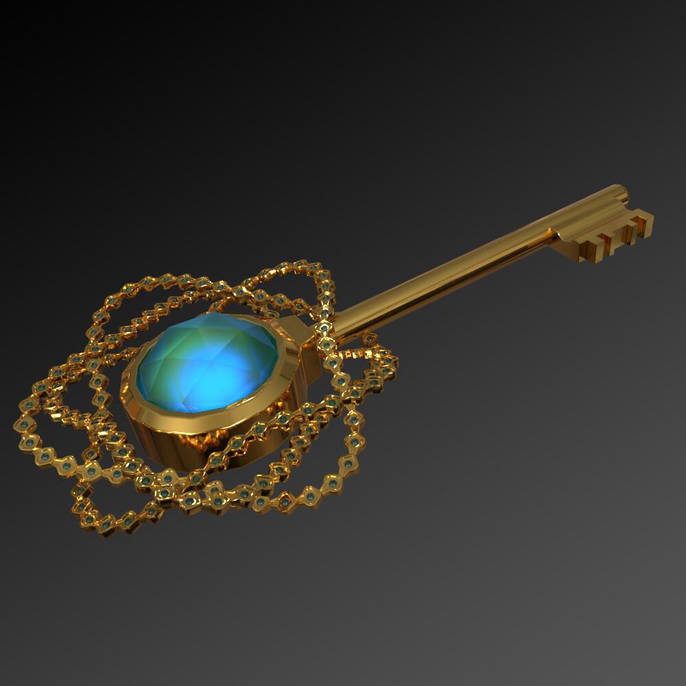 Art ava ankhn fantasy key