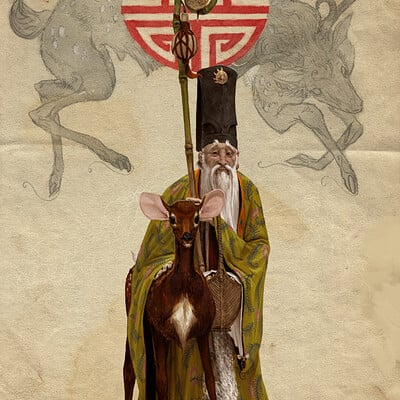 Adrian smith seven gods jorojin