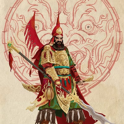 Adrian smith dynasty zhang fei
