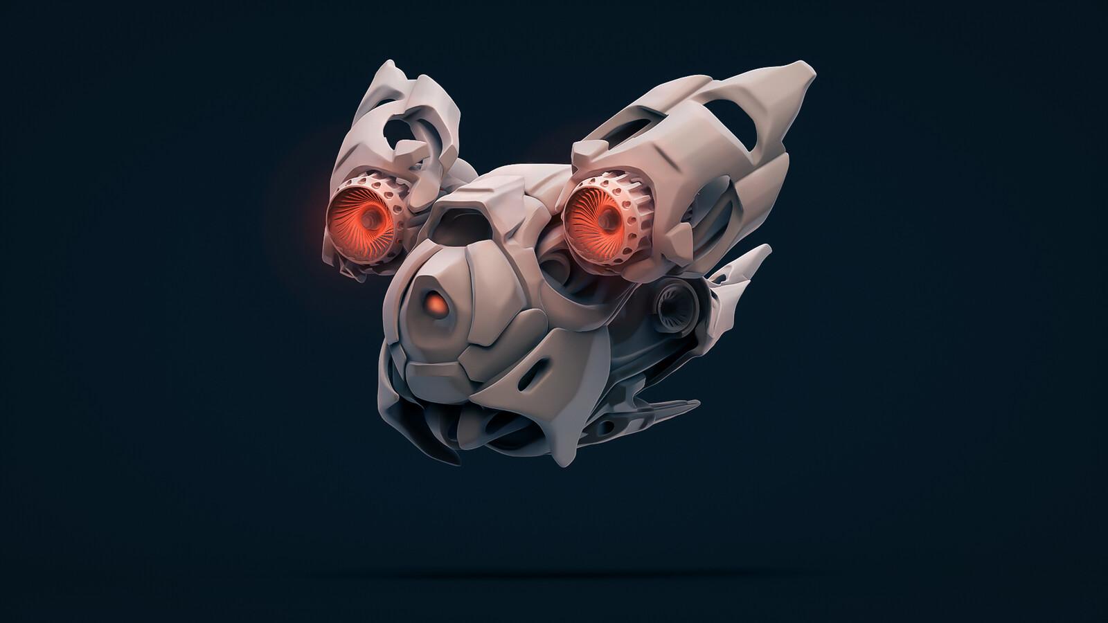 Final drone concept art