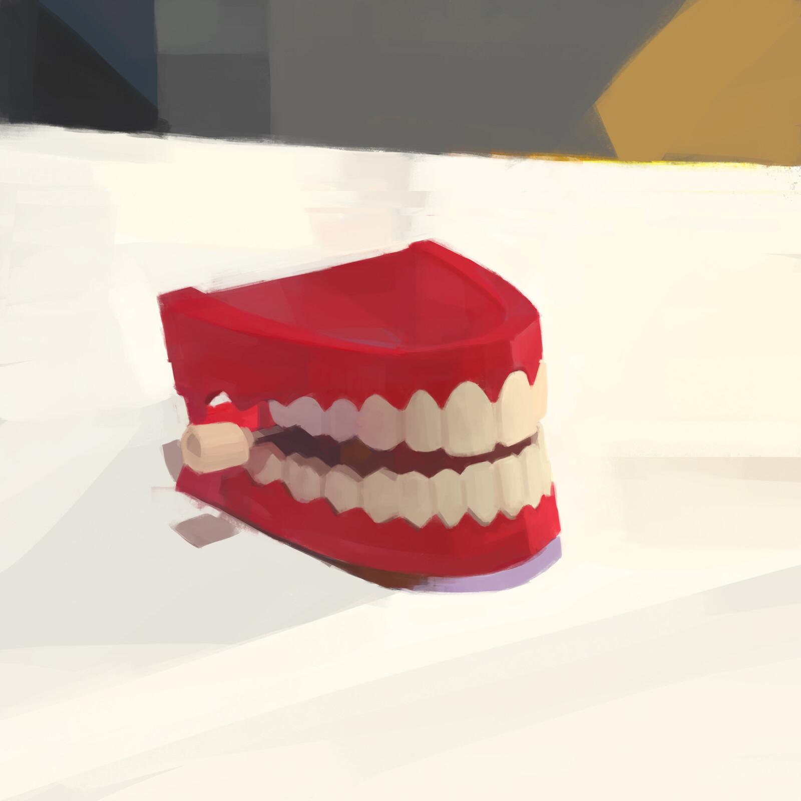 Chattering Teeth - Still Life