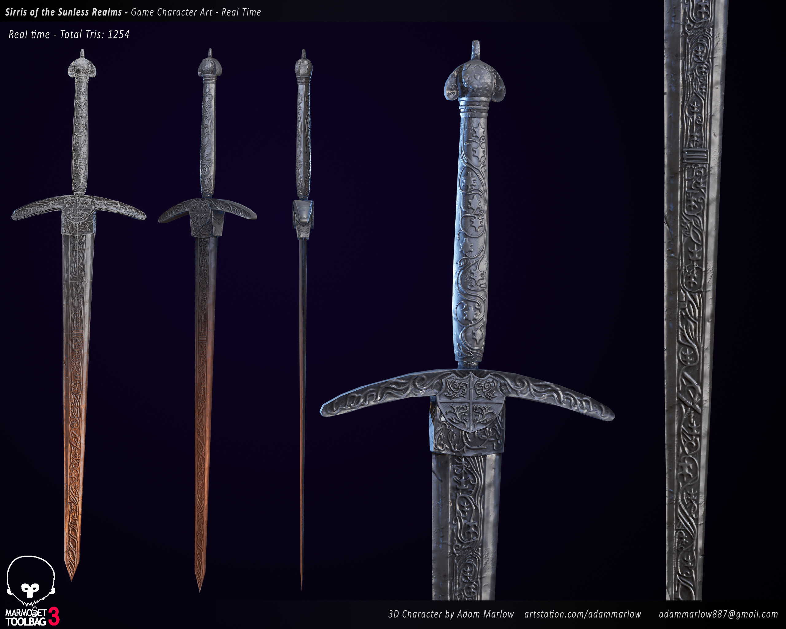 Final Sword Real Time
