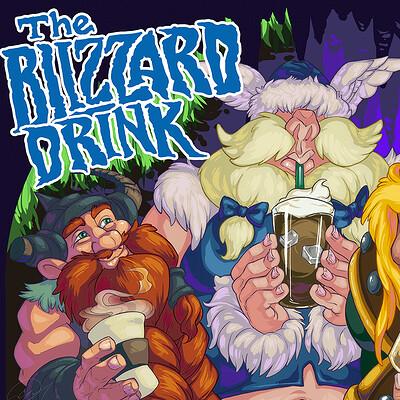 Randell fain 1 blizzard drink noflavortext
