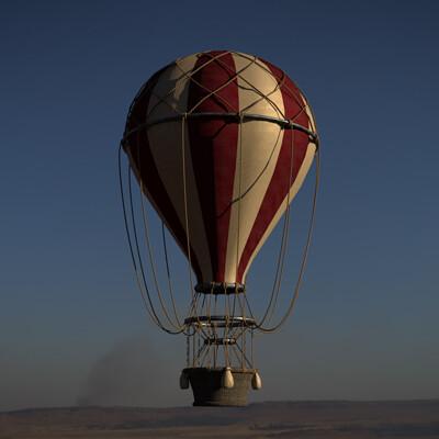 Mesut can kaptan hotairballoon3
