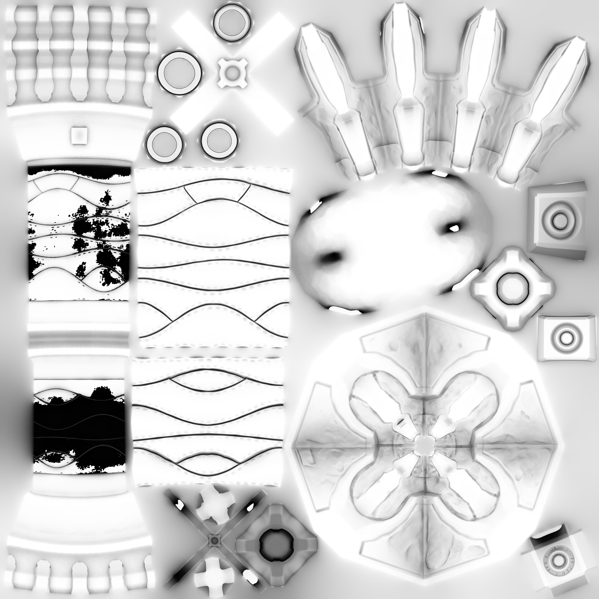 Ambient Occlusion (2048 resolution)