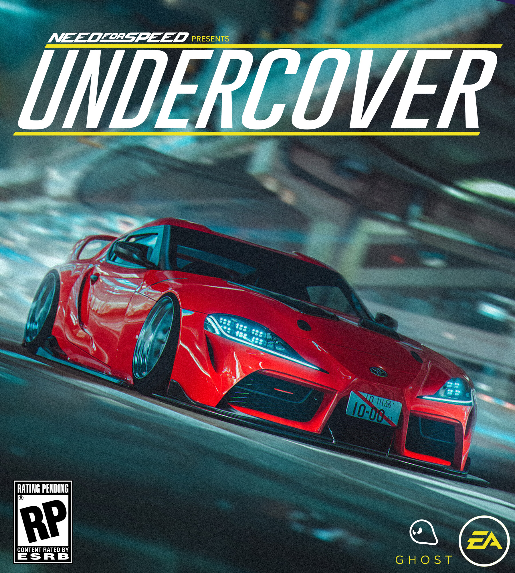 Artstation Need For Speed Made Up Pc Covers Mighoet Sundback