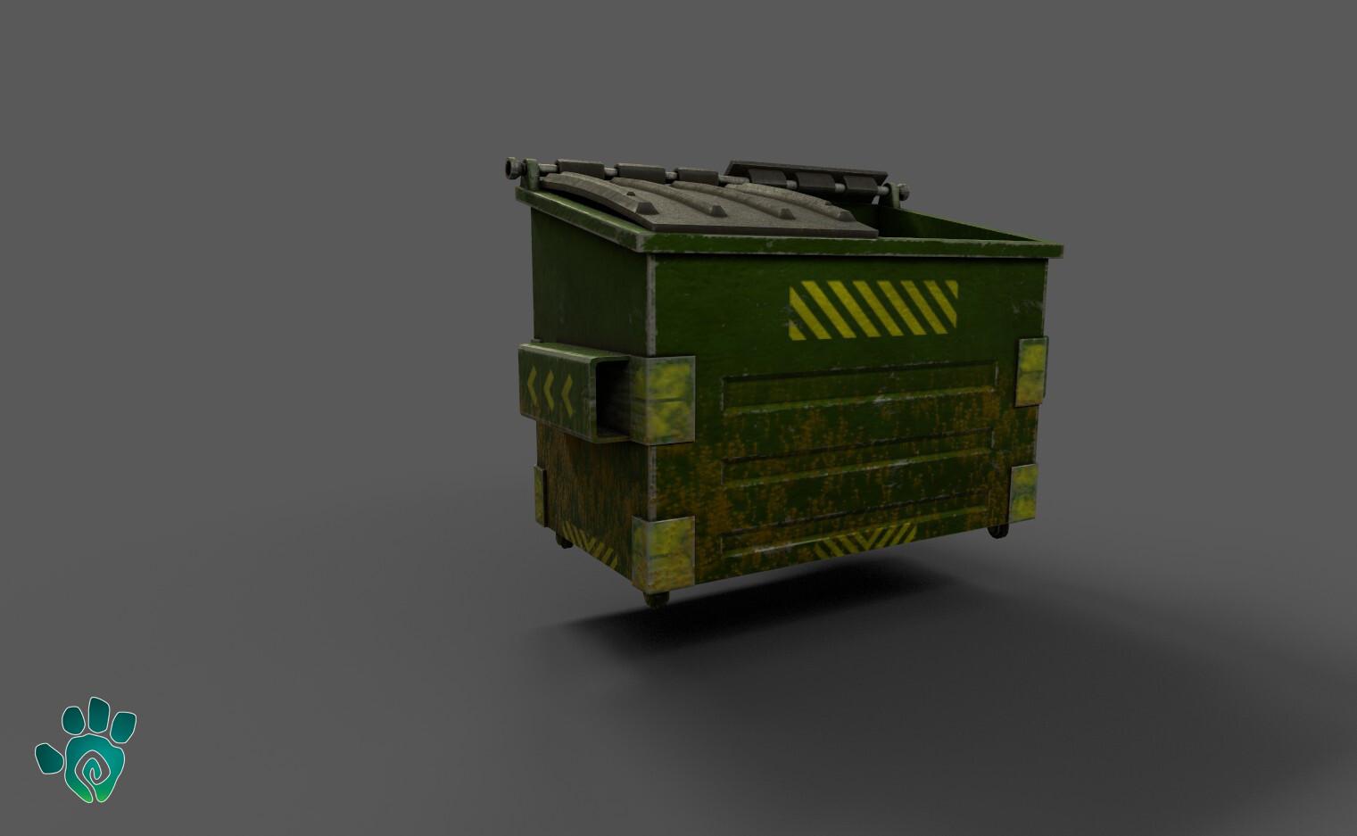Zach cordisco dumpster 3